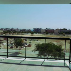 From second floor's apartment towards sea