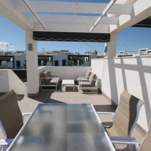 Oasis Beach 9, huge private roof-terrace