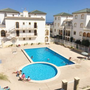 La Zenia Penthouse swimming pool