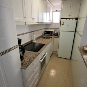Torrevieja penthouse kitchen