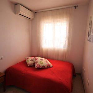 Torrevieja penthouse second sea view bedroom