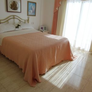 Townhouse Master bedroom, Las Marinas, La Zenia