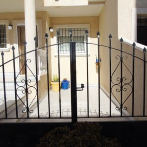 Townhouse drive way Las Marinas, La Zenia